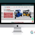 Pats Motor Corp